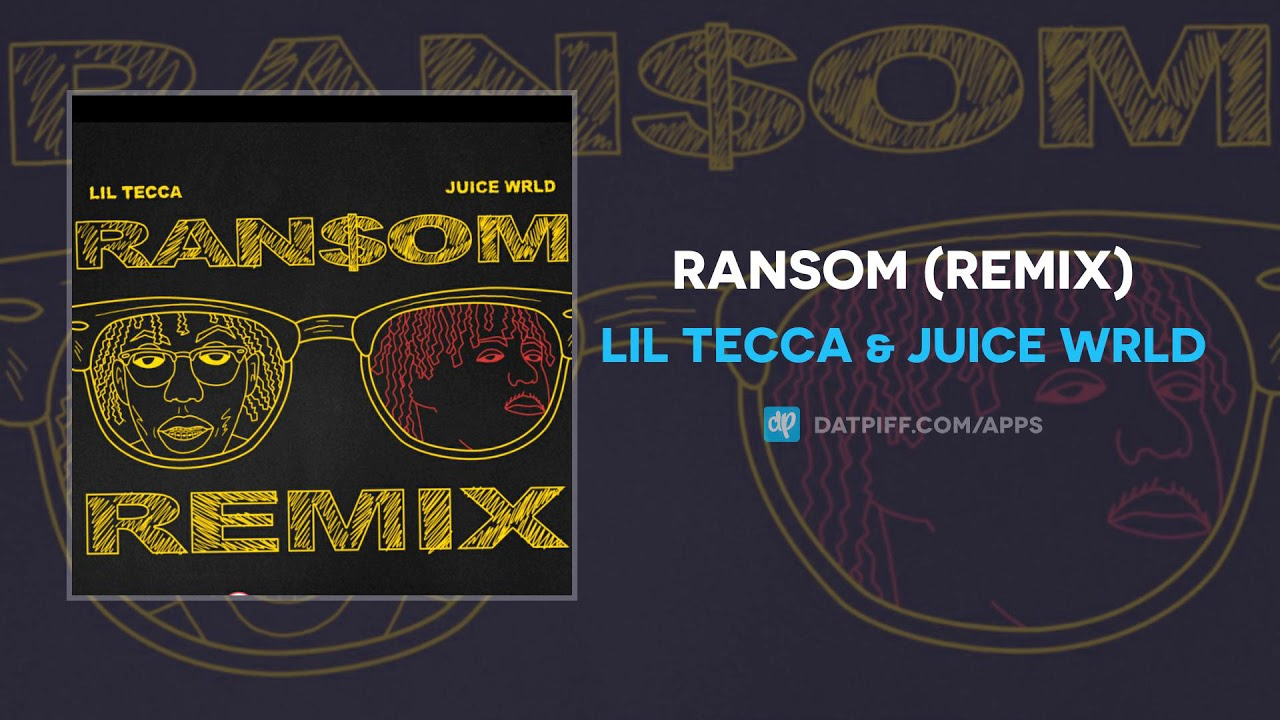Lil Tecca & Juice WRLD - Ransom (Remix) (AUDIO) - YouTube