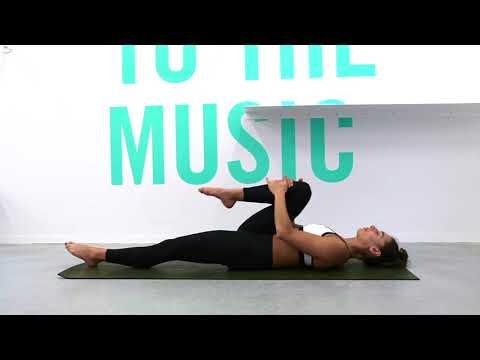 The Ro'Stretch - a full body post ride stretch