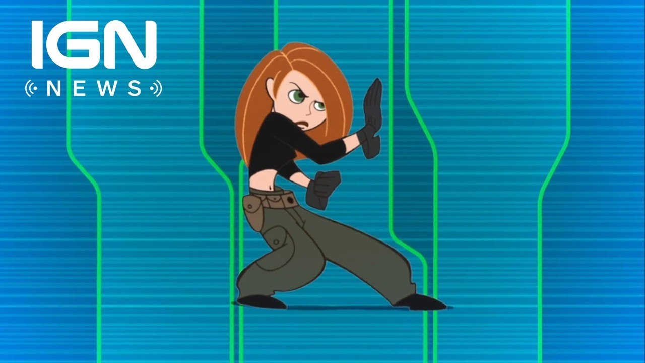 Kim Possible Live-Action Movie in the Works – IGN News