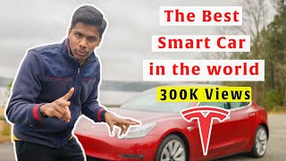 Tesla Model 3 Review in : தமிழில் | The Best Electric Car | Tesla 🔥🚗