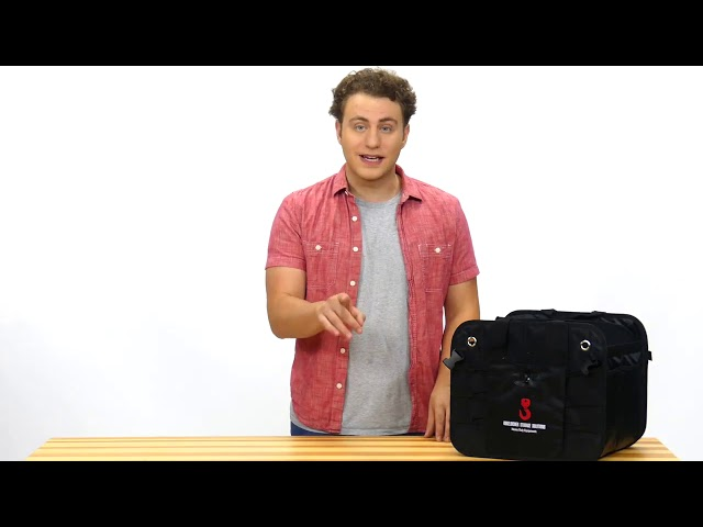 Product Video Trunk Organizer
