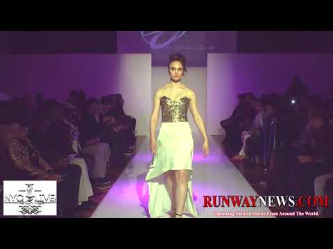 NY Live Fashion Showcase - Seneeca Wilson - Elas Design Group