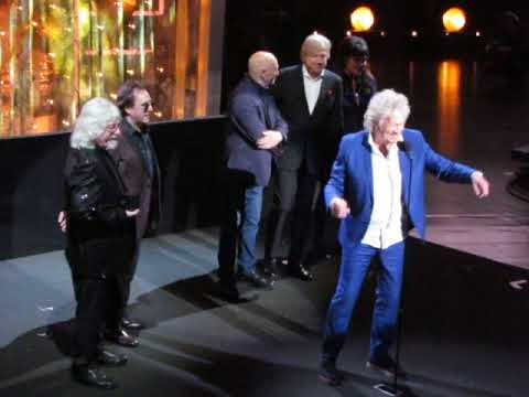 2018 Rock & Roll Hall of Fame THE MOODY BLUES Complete Induction Speech