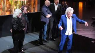 2018 rock roll hall of fame the moody blues complete induction speech
