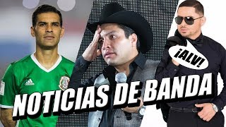 Julion Alvarez en problemas con la Ley - Larry Hernandez discute con Seguidores   NOTICIAS DE BANDA