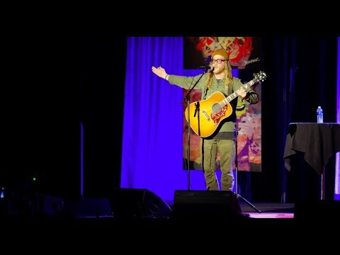 Love Where You're At | Allen Stone | TEDxUniversityofNevada