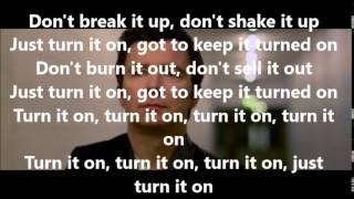 Rick Astley-Keep it Turned On Lyrics