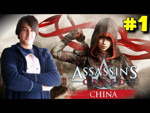 Assassin's Creed Chronicles: China | GAMEPLAY ITA #1 | Shao Jun & Ezio Auditore! By GiosephTheGamer