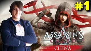 Assassin's Creed Chronicles: China | GAMEPLAY ITA #1 | Shao Jun & Ezio Auditore! By GiosephTheGamer