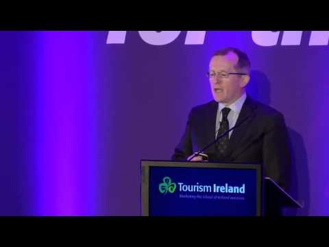 Tourism Ireland Marketing Plans 2014-16 - Dublin Event