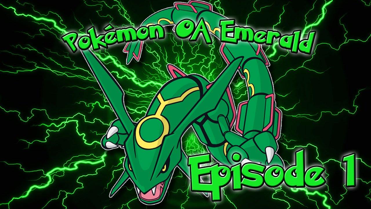 Pokemon oa emerald walkthrough