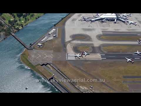 Sydney Airport @ 21 Oct 2020 In Covid Times