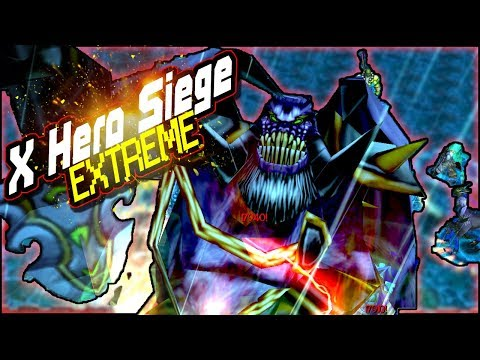 Warcraft 3 | Custom | X Hero Siege Extreme