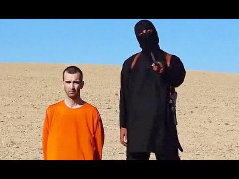 Jihadi John's mass grave 'FOUND': Hundreds of ISIS victims' bodies in Syrian desert