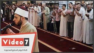 صلاة تهجد ليلة 27 رمضان من أحد مساجد مجرى