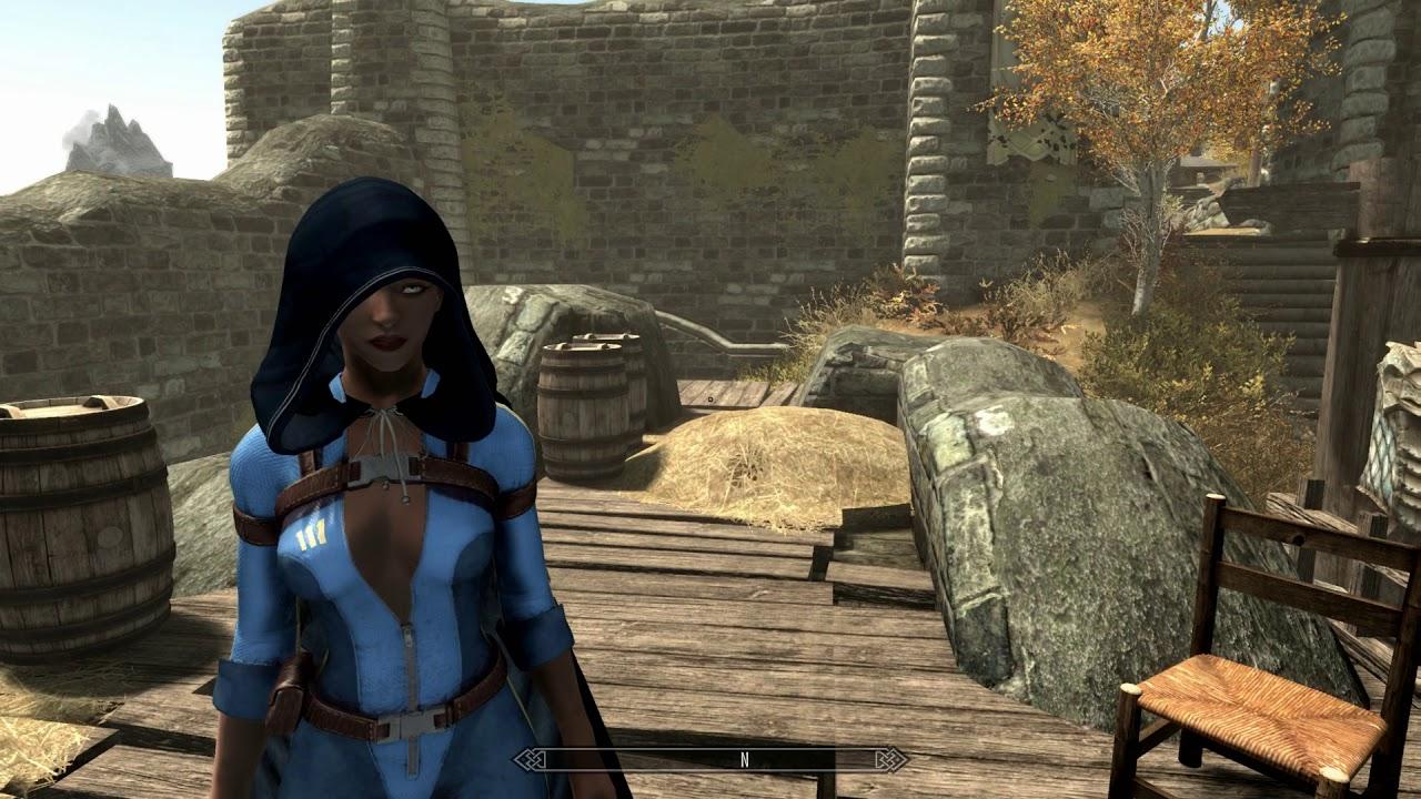 Cloaks Of Skyrim Special Edition