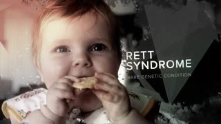 Rett Syndrome: One brave little girl's battle with the rare disease