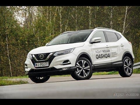 Nowy Nissan Qashqai 1.2 DIG T 2017 test PL