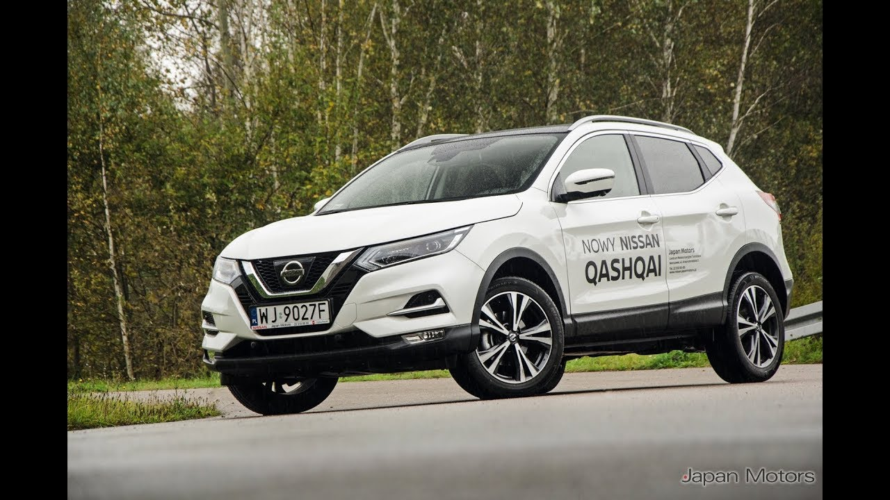 nowy nissan qashqai 1 2 dig t 2017 test pl youtube. Black Bedroom Furniture Sets. Home Design Ideas