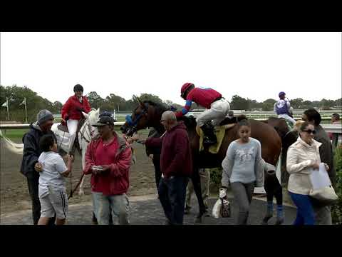 video thumbnail for 10-06-19 Monmouth Park Race 05