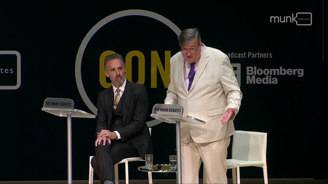 Dental nivel Recuento  Munk Debate on Political Correctness - Opening Statement Stephen Fry -  YouTube