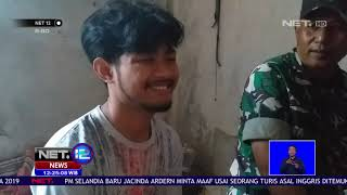 Isak Tangis Iringi Kepulangan Irawan Korban KKB di Kung Halaman NET12