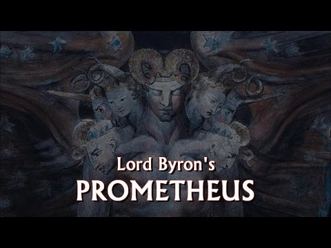 PROMETHEUS By Lord Byron - YouTube