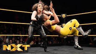 Nikki Cross vs. Bianca Belair: WWE NXT, Sept. 12, 2018