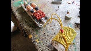 Индукционный нагреватель на ZVS драйвере