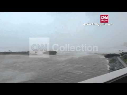 JAPAN:TYPHOON NEOGURI HITS OKINAWA