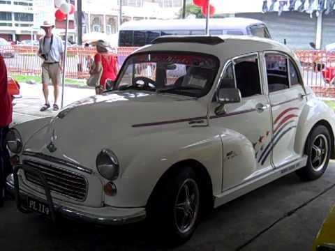 VINTAGE CAR SHOW DEMERARA MUTUAL LIFE 2014 GUYANA