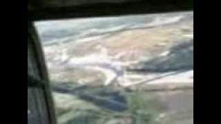 AIRBORNE STATIC LINE JUMP