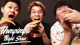Download Video COBAIN PIZZA MURAH TAPI GAK MURAHAN - Hompimpa Night Show #MakanBwang MP3 3GP MP4