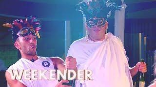 Savvas Throws a Big Fat Greek Party! | Ibiza Weekender