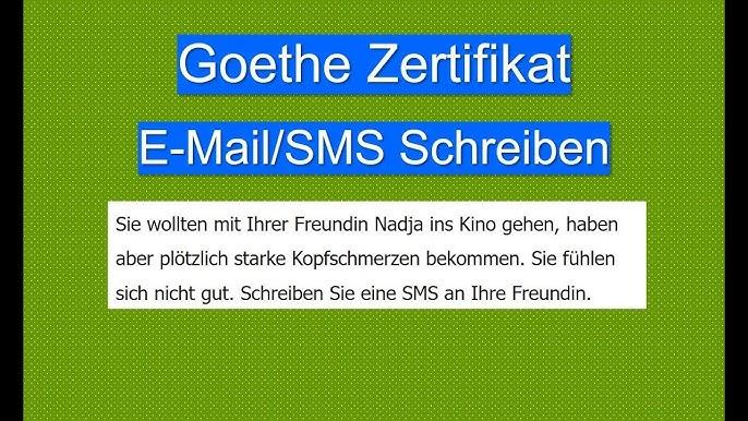 kennenlernen sms schreiben)