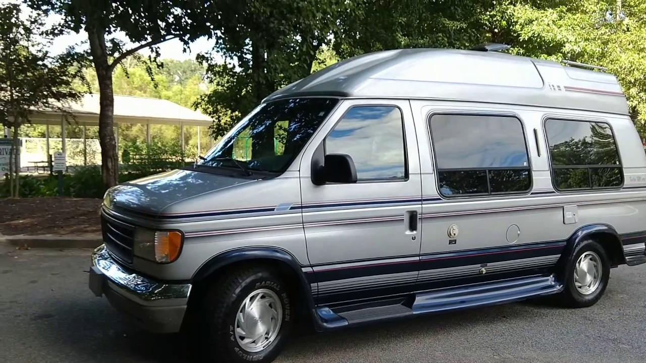 1994 Ford E150 Camper Van