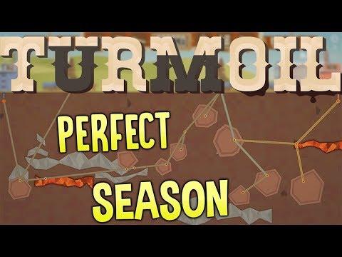 Turmoil The Heat Is On - The Final Land - A Perfect Season! - Turmoil The Heat Is On Gameplay