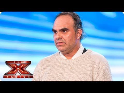 Colin Stacey sings Someone Like You by Adele - Room Auditions Week 2 - The X Factor 2013
