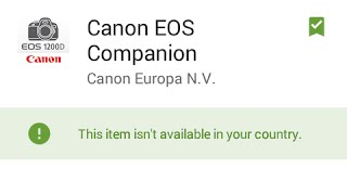 [Solved] This item is not available in your country Fix