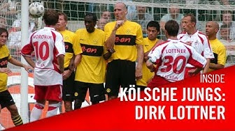 Dirk Lottner Highlights | 1. FC Köln | Bundesliga