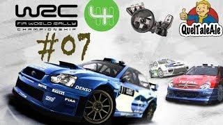 WRC 4 - Gameplay ITA - Logitech G27 - #07 Si torna con il rally di Svezia