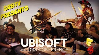 SRBTV Presents Ubisoft Press Conference E3 2018