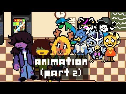 Susie Makes Friends - Part 2 (Deltarune Animation)