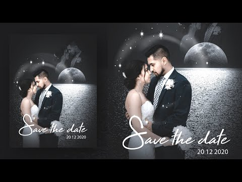 How To Edit Wedding Photography Photo In Adobe Photoshop CC 2020