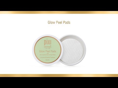 Glow Peel Pads