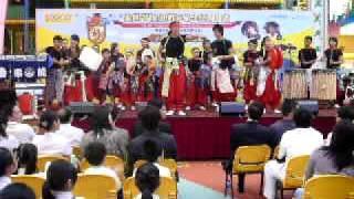 第十二屆美國冒險樂園好學生獎勵計劃頒獎大派對:Ban Gig Drum表演(Part2)