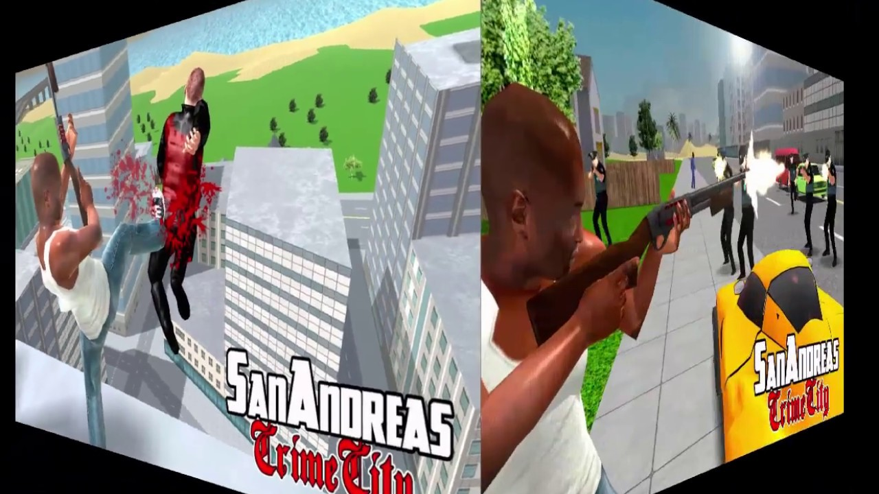 download game san andreas crime city mod apk
