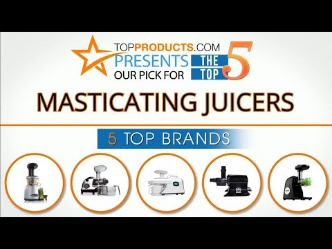 Best Masticating Juicer Reviews 2017 – How to Choose the Best Masticating Juicer