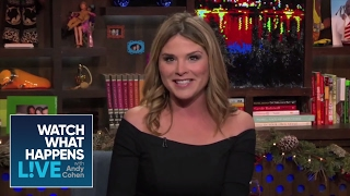 Did Jenna Bush Fool Around in the White House? | WWHL