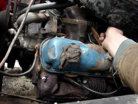 Winter Start The Dodge Dump Truck (By Request)